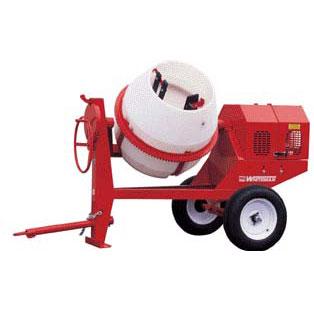 6 cubic foot concrete mixer for rent