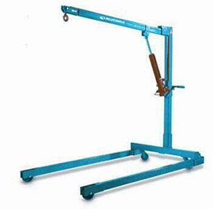 Knockdown Hoist For Rent