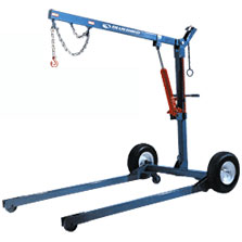tip tow hoist for rent