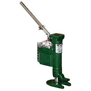 10 ton toe jack for rent