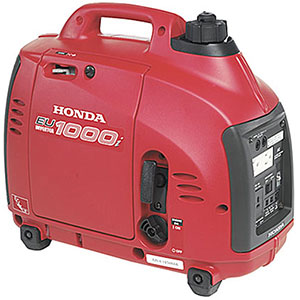 1000 watt generator for rent