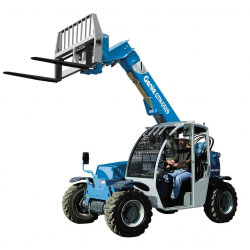 Fork Lifts-Man Lifts