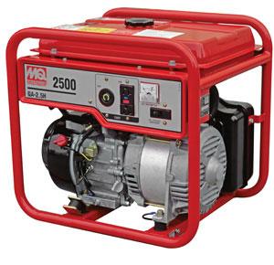 2500 watt generator