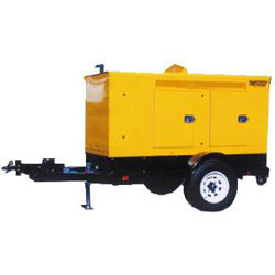 35 KW generator for rent