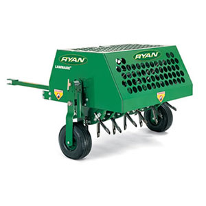 aerator for rent towable