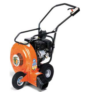 lot blower for rent
