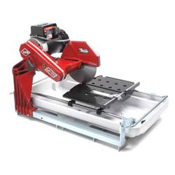 Tile saw for rent