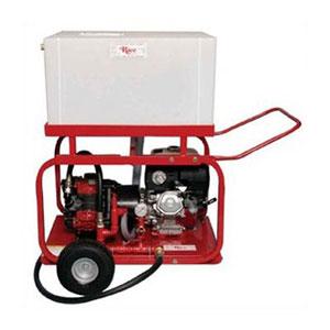 Hydrostatic test pump rentals