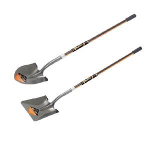 Shovels for Rent