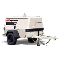 180 CFM Compressor Towable