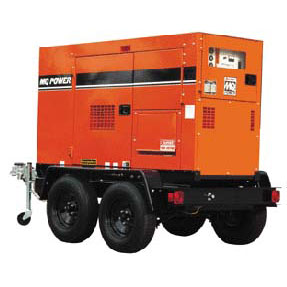 60 KVA Generator for Rent