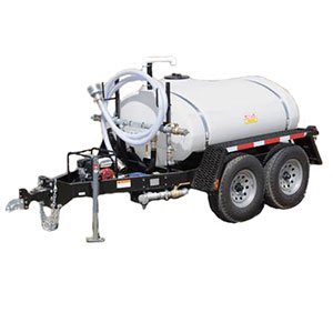 Water Trailers for Rent